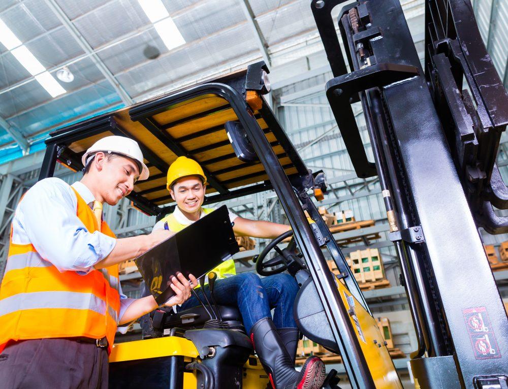 Qualitäts- und Materialinitiative bei einem technischen Hersteller