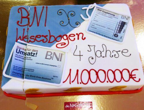 4 Jahre BNI Weserbogen Minden
